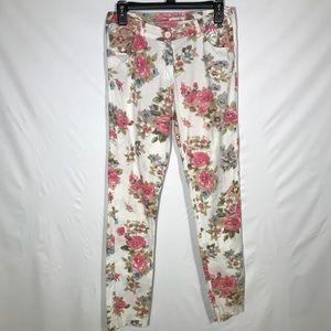 Nina kendosa light weight flower pants